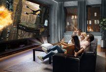 Monta un cine en casa