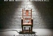 Animals over humans