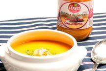 Recetas / IBSA os ayuda a elaborar deliciosas y saludables recetas en muy poco tiempo. ¡Buen provecho!