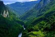 Voyage au Montenegro