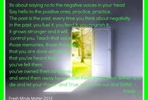 Reframing and Retaining!!!!! / Positive Living