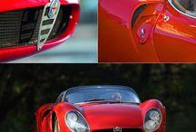 Alfa Romeo / Mitica italiana
