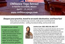 OMbiance Yoga Retreats in Mexico / OMbiance Yoga Retreats in Mexico, Mexico travel, yoga retreats