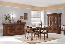 soggiorni classici in legno mobilificio maieron arredi in legno 13 ...