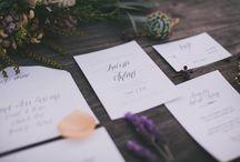 WEDDING STYLING - Tuscan Shoot