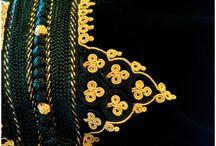 Robes marocaines