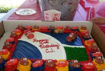 Disney Cars party / Kids birthday ideas