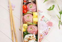 Lunch box/弁当