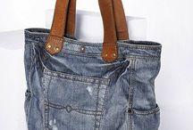 jeans bag diy