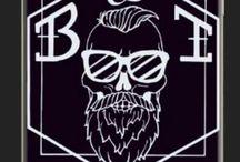 barbu et tatoué lifestyle