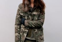 SS 2013 Inspiration...in the army now