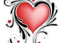 Srdiečkové tetovanie