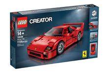 LEGO 10248 Ferrari F40 Coming July 2015 heard will Launch in July 2015,