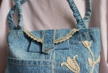 jeans çanta