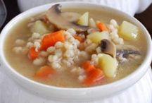 soups / by Linda Hamilton