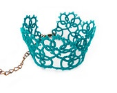 everyone wishes for aqua and gold / by Christa of C Designs