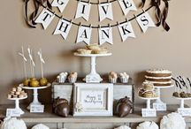 Giving Thanks / We love our family time....here's some great ideas to make Thanksgiving a special one.