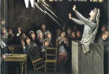 Halloween in New England / Salem witch trials, scary stories, something for all ages...