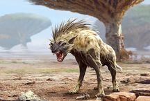 Favoritt fantasy dyr