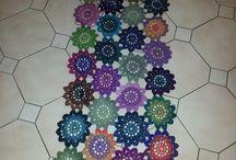 Mes petites choses  / Mes travaux au crochet, tricot ou couture ...