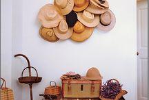 Decorate with hat/ Decorar con sombreros