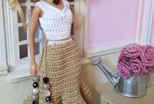 Barbie tøj.