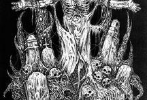 Putrid Metal Art