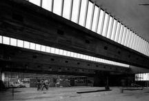 STABILIMENTO FIMI / STABILIMENTO FIMI Rescaldina (MI) – 1961 Architettura: Carlo Rusconi Clerici Strutture: Aldo Favini