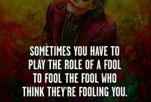 Joker ONLY