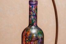 Artesanía en vidrio