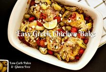 Recipe Videos- Low Carb or Paleo / Videos of low carb, gluten free and paleo recipes.