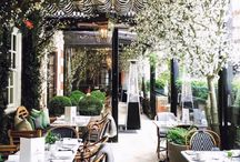 I want to dine/drink here