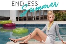 Endless Summer / Style that goes from dusk til dawn!