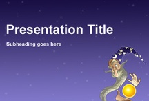 Cartoon PowerPoint Templates / by Free PowerPoint Templates