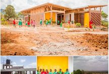Econef / We support Econef, a non-governmental organization based in Sweden and Tanzania to build a new children's center in northern Tanzania for orphans and vulnerable children.