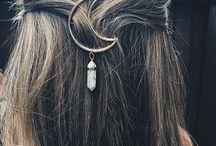 Hair staff