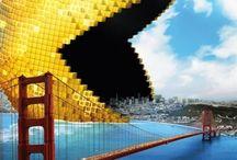 Pixels / Adam Sandler torna al cinema dal 29 luglio in Pixels, diretto da Chris Columbus