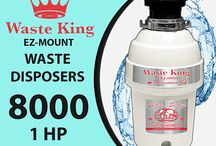 Waste King Continuous Units