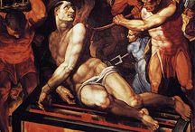 Tibaldi Pellegrino / Storia dell'Arte Pittura  XVI sec. Pellegrino Tibaldi  1527-1596