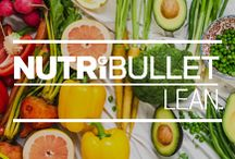 NutriBullet LEAN / Food is Information. It's like a computer code that tells your body what to do. Over time, eating the wrong foods in the wrong amounts can send the wrong message to your body, telling it to convert the food you eat into excess body fat.