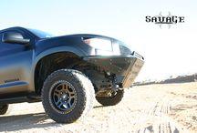Toyota Tundra / Custom Toyota Tundra (Pre-Runner) done by LEX Motorsports