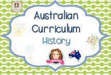 history australian curriculum