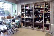 Tiendas Gourmet en Zaragoza / Una selección de tiendas especializadas en productos gourmet de vinos, quesos, conservas, embutidos... para paladares exquisitos.