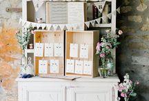 A&A Wedding Board