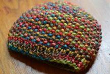 Charity knitting ...