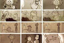{ Storyboard }