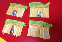 Preschool theme Sukkot