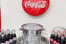 Coca Cola Theme / Buffet, party, deco