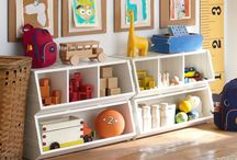 kids play room / by Ashley Verhagen