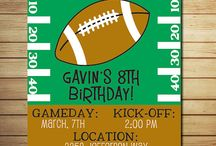 football_birthday_party